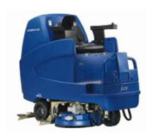 SCRUBTEC R 571/R 586 Ride On Scrubber Dryer Battery Powered Only
